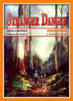 Stranger Danger (2 years +) eBook PDF Cover
